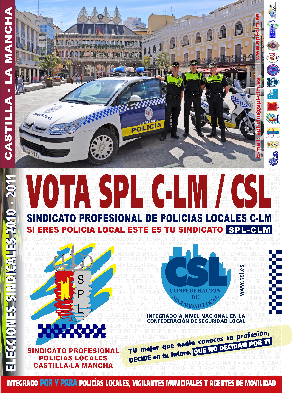 CARTEL ELECCIONES 2011 CIUDAD REAL