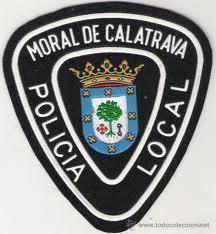 ESCUDO POLICIA LOCAL MORAL