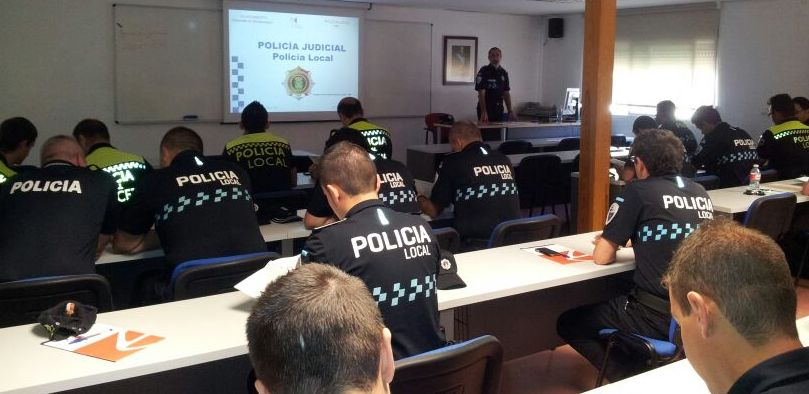 FOTO CURSO POLICIA JUDICIAL 2
