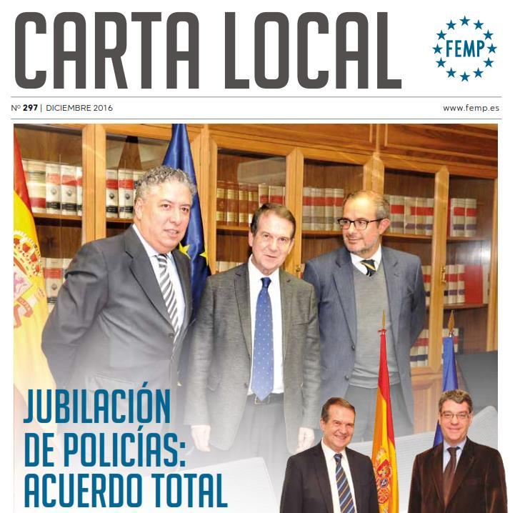 PORTADA REVISTA CARTA LOCAL DIC