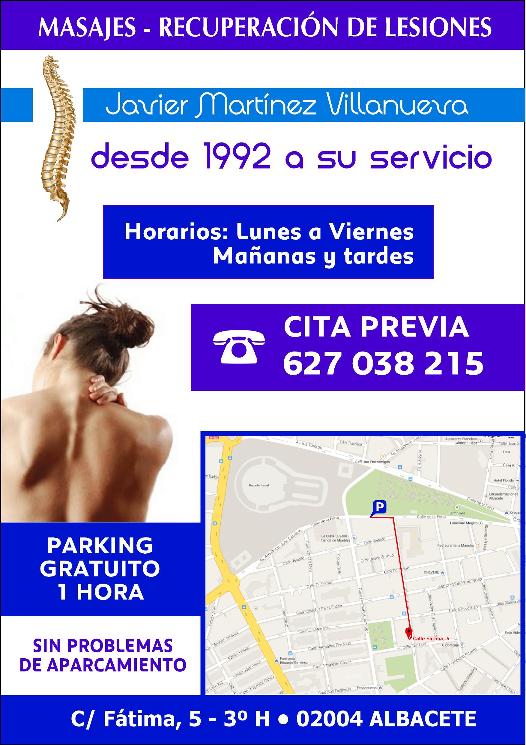 Publicidad Javier