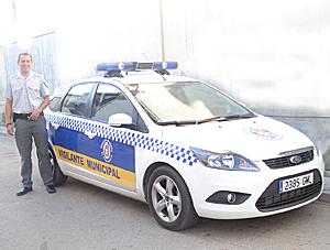 Vigilante Municipal de El Provencio (Cuenca)